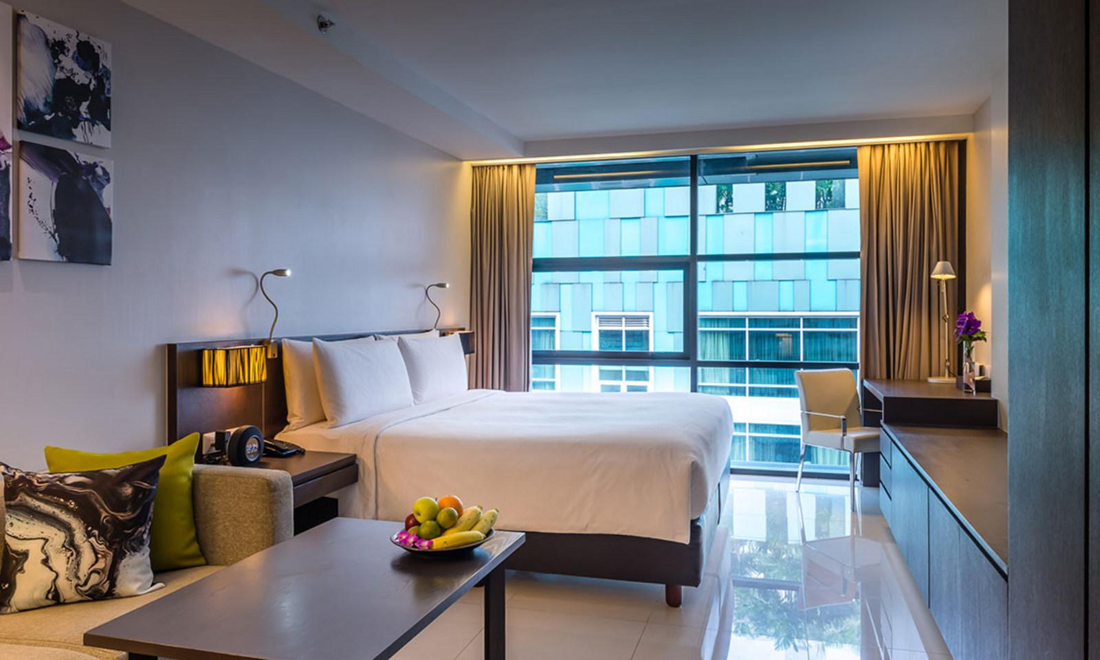 Studio - Maitria Hotel Sukhumvit 18 - Apartments for Rent ...