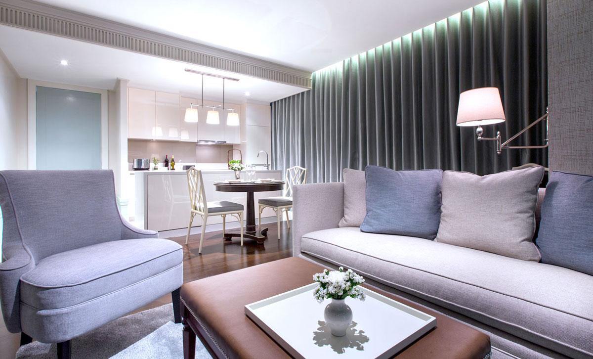 1 bedroom - Oriental Residences - Apartments for Rent Bangkok