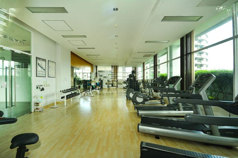 The-Residence-Sukhumvit-24-gym